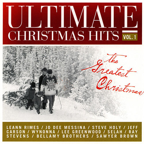 Ultimate Christmas Hits, Vol. 1: The Greatest Christmas Songs by Various Artists