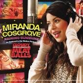 Play & Download Raining Sunshine by Miranda Cosgrove | Napster