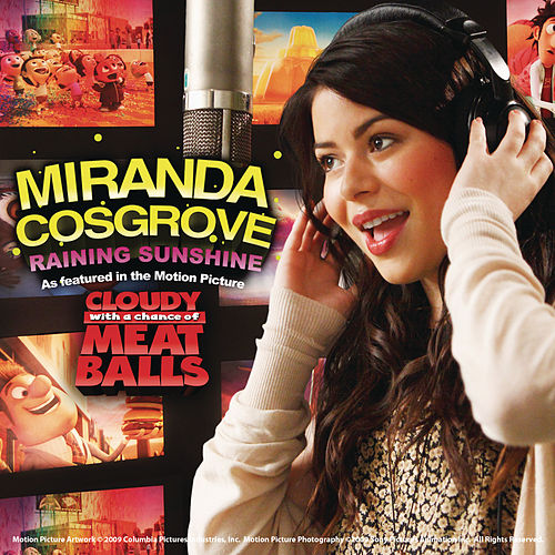 Play & Download Raining Sunshine by Miranda Cosgrove | Napster