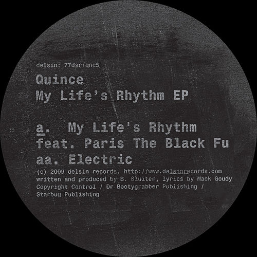 My Life's Rhythm by Quince