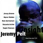 Play & Download Insight by Jeremy Pelt | Napster