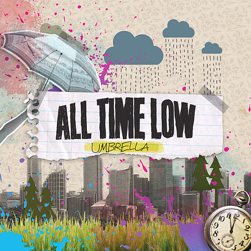 Umbrella by All Time Low