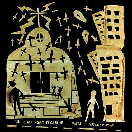 Play & Download Rats / Witching Stone by The Black Heart Procession | Napster