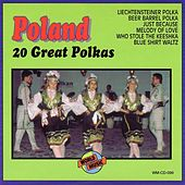 Play & Download Poland - 20 Great Polkas by Frankie Yankovic | Napster