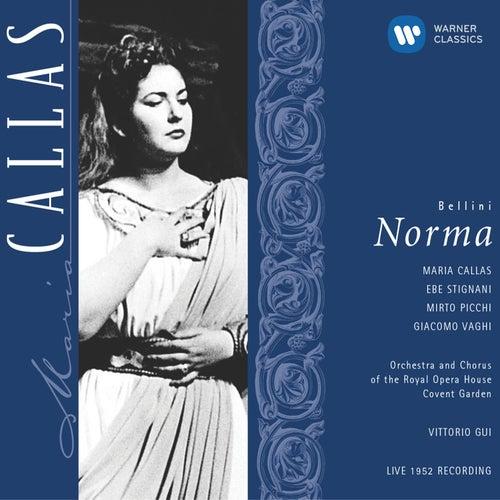Norma by Maria Callas