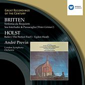 Great Recordings of the Century: Britten / Holst by Various Artists