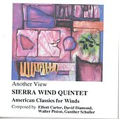 SCHULLER, G.: Suite for Wind Quintet / PISTON, W.: Wind Quintet / CARTER, E.: 8 Etudes and a Fantasy / DIAMOND, D.: Partita (Sierra Wind Quintet) by Various Artists