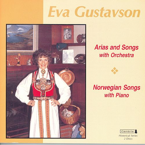 Play & Download Vocal Recital: Gustavson, Eva - GRIEG, E. / GLUCK, C.W. / MAHLER, G. / MEYERBEER, G. / SAINT-SAENS, C. / MASSENET, J. / LALO, E. / BIZET, G. by Various Artists | Napster