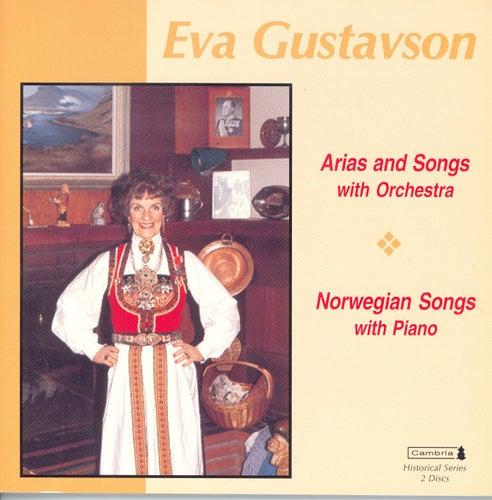 Vocal Recital: Gustavson, Eva - GRIEG, E. / GLUCK, C.W. / MAHLER, G. / MEYERBEER, G. / SAINT-SAENS, C. / MASSENET, J. / LALO, E. / BIZET, G. by Various Artists
