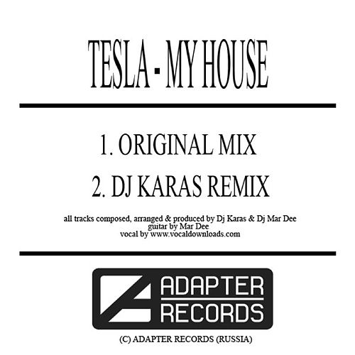 My House by Tesla
