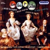 Merry Music for Children by Mária Benedek