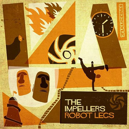 Play & Download Robot Legs by The Impellers | Napster