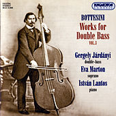 Bottesini: Works for Double Bass Vol.3 by Various Artists
