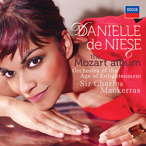 The Mozart Album by Danielle de Niese
