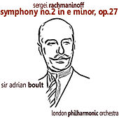 Play & Download Rachmaninoff: Symphony No. 2 in E Minor by London Philharmonic Orchestra | Napster
