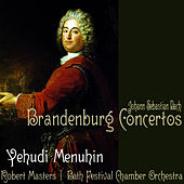 Play & Download Bach: Brandenburg Concertos by Yehudi Menuhin | Napster
