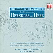 GLUCK, C.W.: Nozze d'Ercole e d'Ebe (Le) (Sung in German) [Opera] (Koch) von Peter Schreier