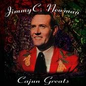 Cajun Greats by Jimmy C. Newman