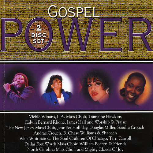 Play & Download Gospel Power by Various Artists | Napster