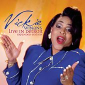 Live In Detroit by Vickie Winans