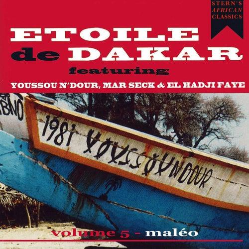 Volume 5 - Maleo by Etoile De Dakar