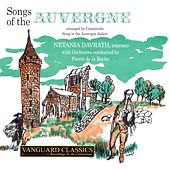 Songs of the Auvergne by Joseph Canteloube