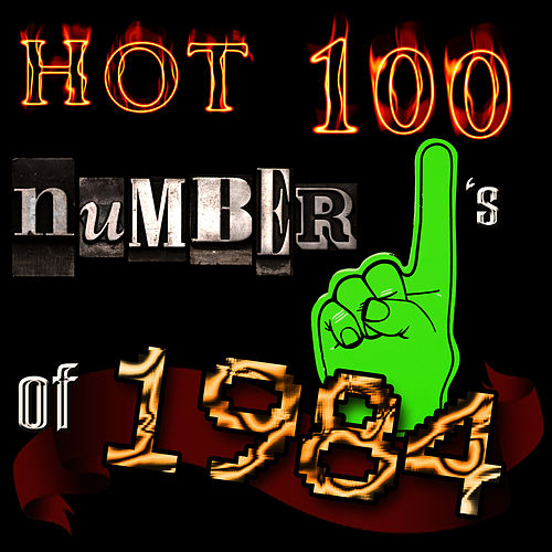 Play & Download Hot 100 Number Ones Of 1984 by Studio All Stars | Napster