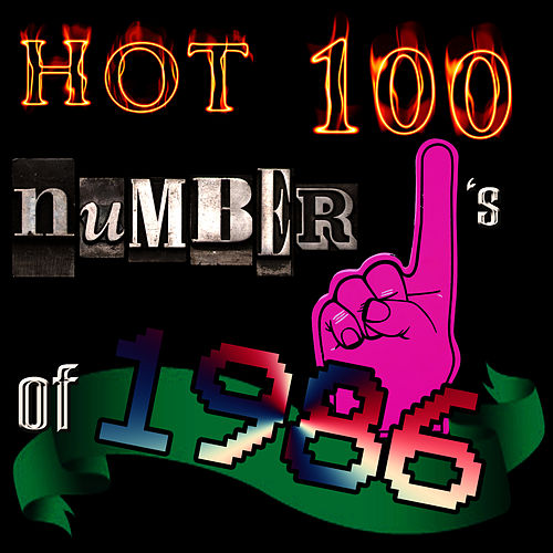 Hot 100 Number Ones Of 1986 by Studio All Stars