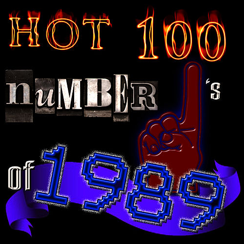 Play & Download Hot 100 Number Ones Of 1989 by Studio All Stars | Napster