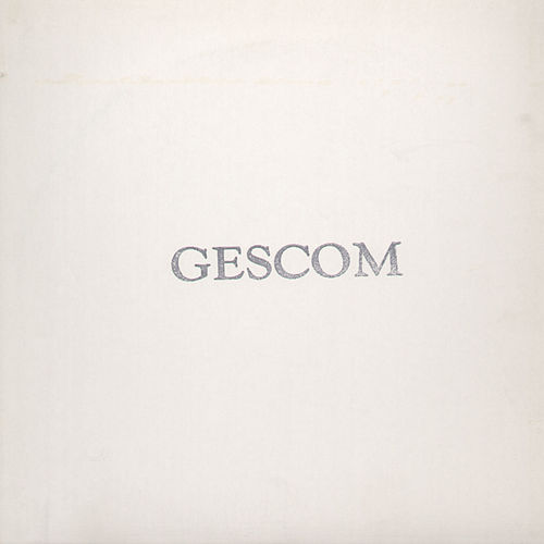 Play & Download Gescom EP by Gescom | Napster