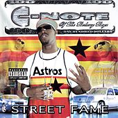 Play & Download Street Fame by CNOTE | Napster
