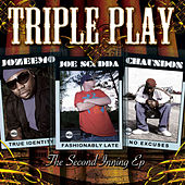 Play & Download Triple Play: The Second Inning by Various Artists | Napster