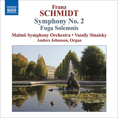 Play & Download SCHMIDT, F.: Symphony No. 2 / Fuga Solemnis (Malmo Symphony, Sinaisky) by Vassily Sinaisky | Napster