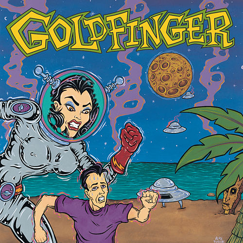 Play & Download Goldfinger by Goldfinger | Napster