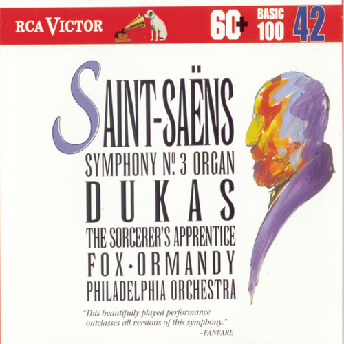 Play & Download Saint-Saens: Symphony No. 3 Organ by Camille Saint-Saëns | Napster