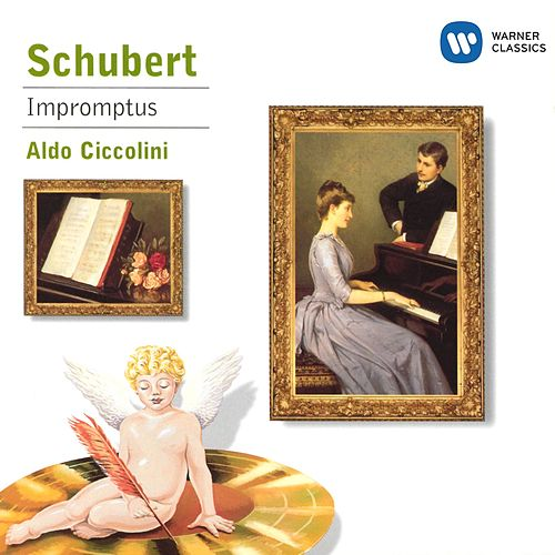Play & Download Impromtus by Franz Schubert | Napster
