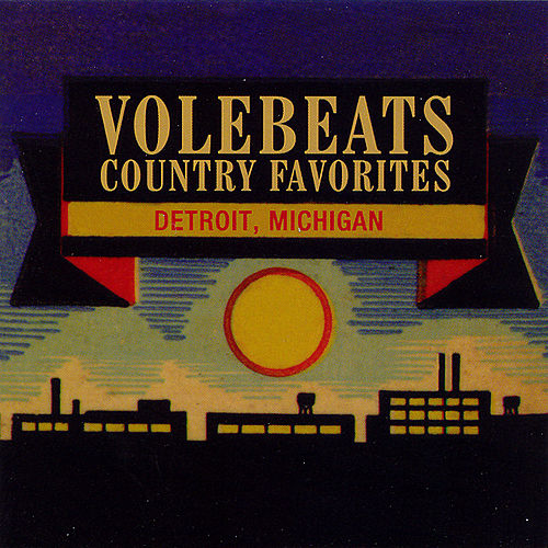 Play & Download Country Favorites by Volebeats | Napster
