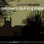 Play & Download Dvořák: Symphony No. 4 in G Major by Philharmonia Orchestra | Napster