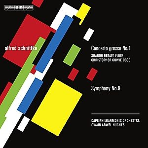 SCHNITTKE, A.: Concerto Grosso No. 1 (version for flute and oboe) / Symphony No. 9 by Various Artists