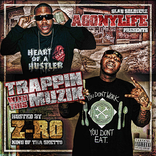 Trappin With This Muzik by Various Artists