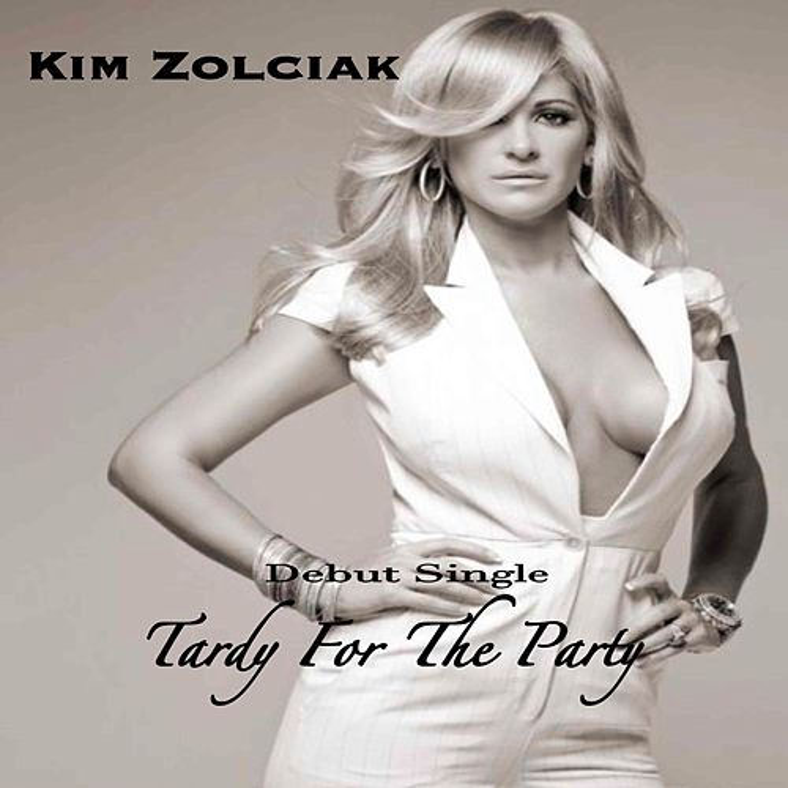 Tardy for the Party by Kim Zolciak