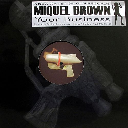Your Business by Miquel Brown