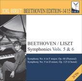 BEETHOVEN, L. van: Symphonies (arr. F. Liszt for piano), Vol. 5, 6 (Biret) - Nos. 6,