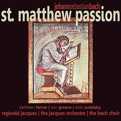 St. Matthew Passion by The Jacques Orchestra