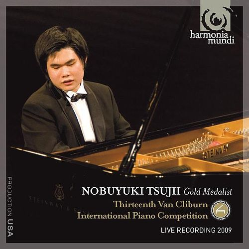 13th Van Cliburn International Piano Competition - Gold Medalist by Nobuyuki Tsujii