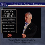 Play & Download Famous Operetta Overtures by Czech Philharmonic Orchestra | Napster