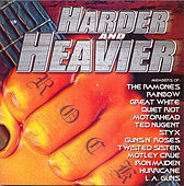 Harder & Heavier by Various Artists