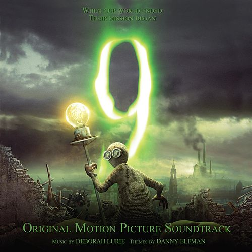 Play & Download 9 Original Motion Picture Soundtrack by Danny Elfman | Napster