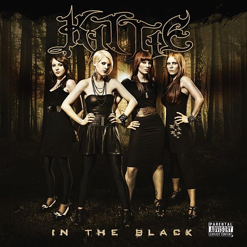 In The Black by Kittie