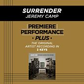 Surrender (Premiere Performance Plus Track) by Jeremy Camp